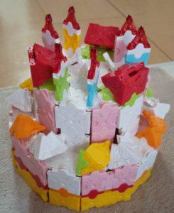ラキュー ケーキ