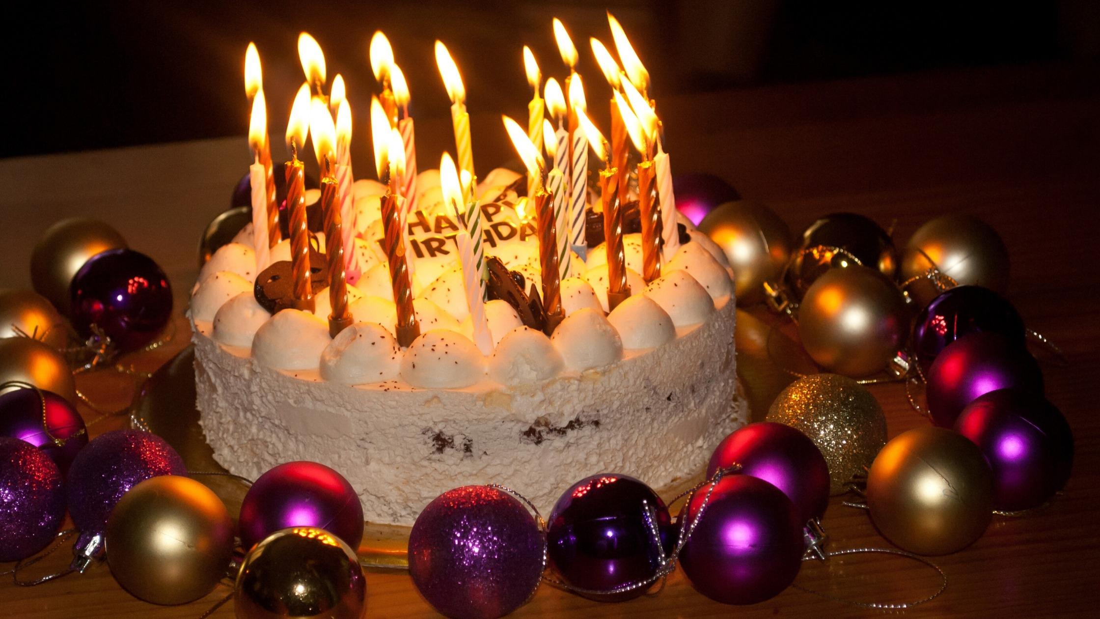 誕生日ケーキ 代用品